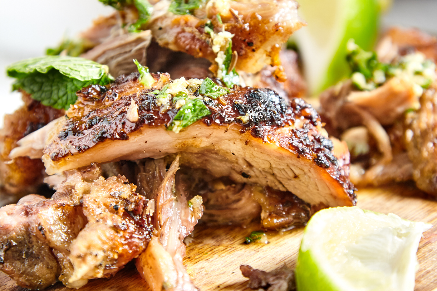 Cuban Mojo Sauce Marinated Pork