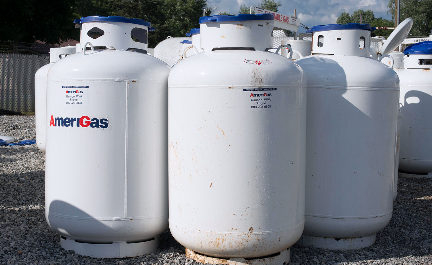 Propane Tank Sizes For Your Home