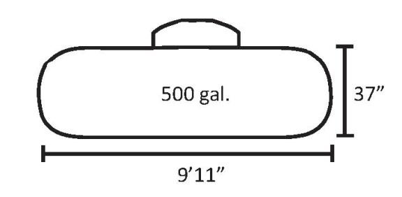 Tanks 101-Propane Tank Sizes